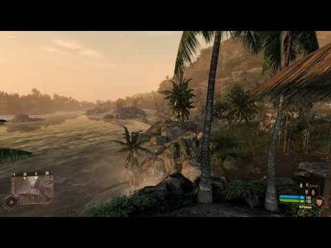 GeForce 9800GTX: Crysis Warhead #2