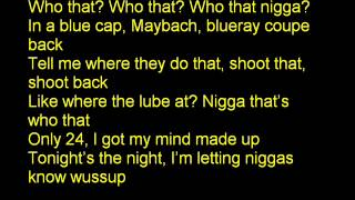 Tyga Video - Tyga   Young Kobe Lyrics !!!