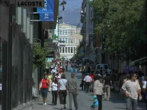 Athens Greece Travel Video