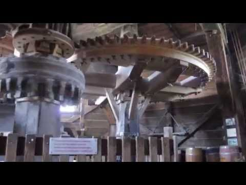 How A Timber Framed Windmill Works