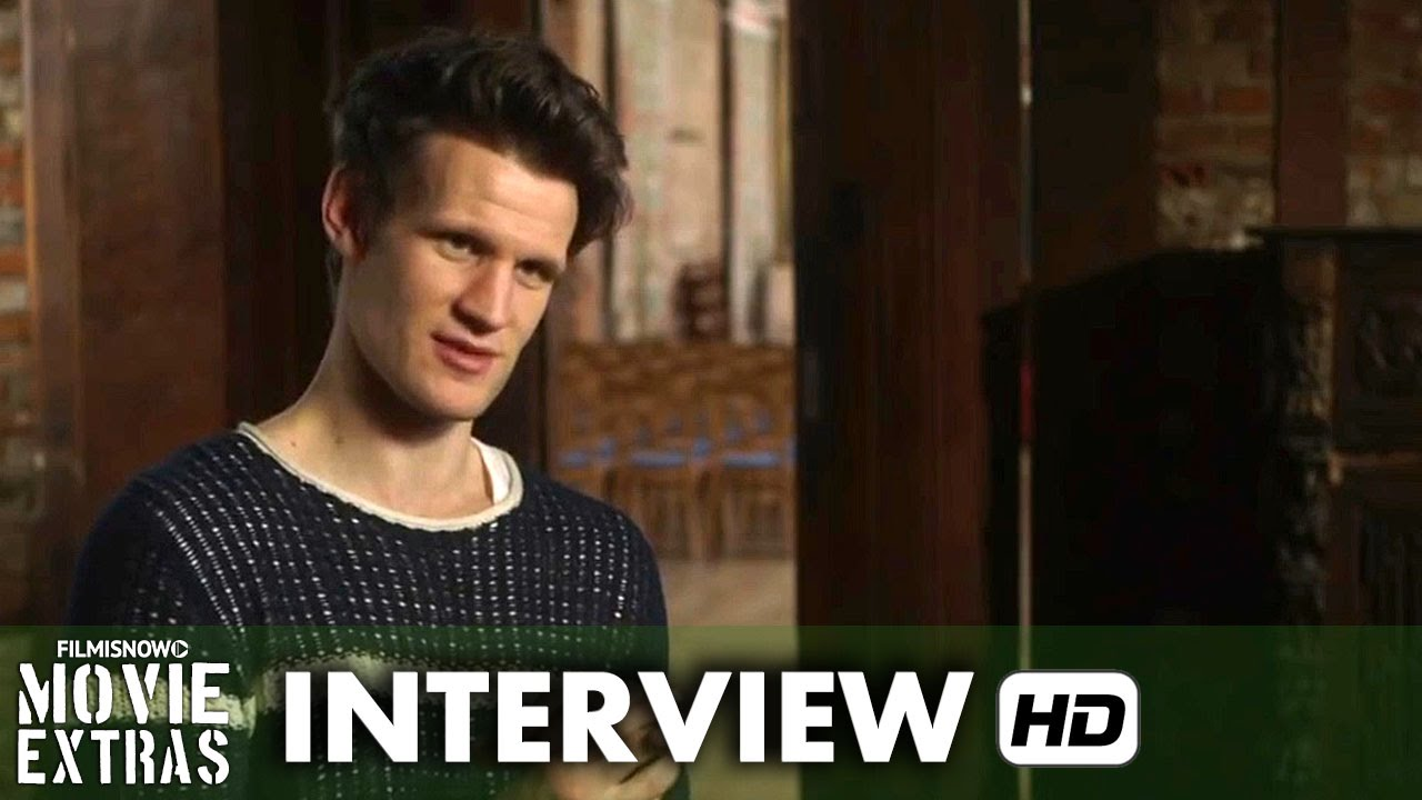 Pride and Prejudice and Zombies (2016) Behind the Scenes Movie Interview - Matt Smith 'Mr. Collins'