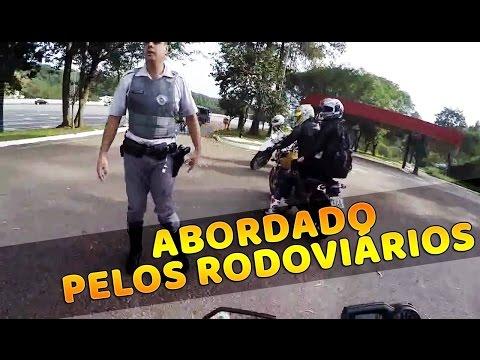 IBRAH DA FZ6 - COMEÇANDO O ROLÊ JÁ SENDO ABORDADO !