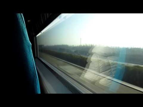 Shanghai MagLev Train to Pudong Airport
