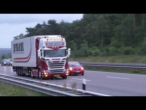 TRUCK FILM MIX #8 - Christian H. Bolt, Jens Bode, Frank de Ridder, Gerard vd Plas,  & more! [HD]
