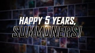 Celebrate Marvel Contest of Champions' 5th Anniversary!
