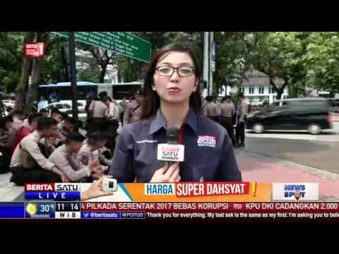 Belum Nampak Mahasiswa yang Berdemo Depan Istana Negara #1
