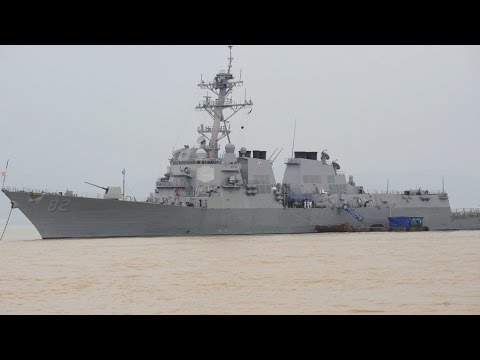 US warship in South China Sea: why is the US Navy challenging China?