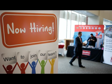 LIVE Coverage of May Payrolls Numbers