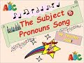 The Subject Pronouns Song by Teacher Ham! (He, She, I, Me, You, We, They)