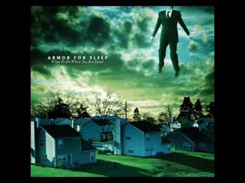 Armor For Sleep - Today