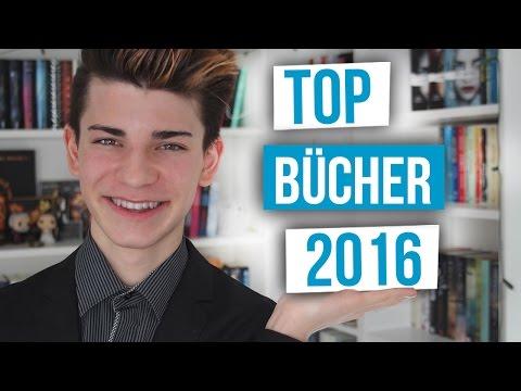 DIE BESTEN BÜCHER 2016 | BookTown
