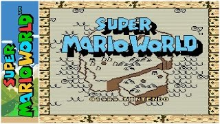 Super Mario World Beta (2009) | Super Mario World Hack