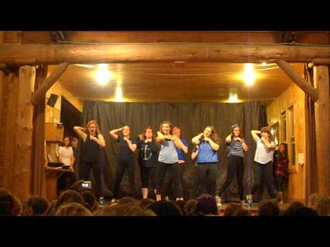Kamaji Staff Show 2013- Pitch Perfect Finale