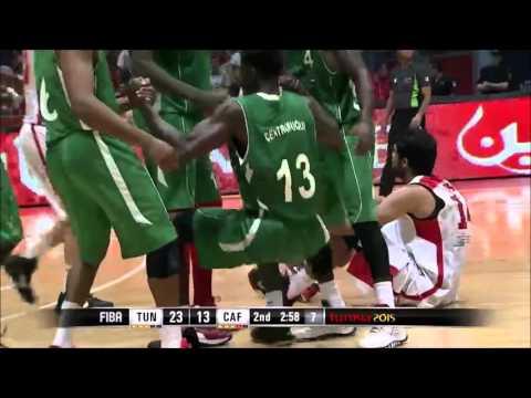 Max Kouguere Afrobasket 2015 highlights