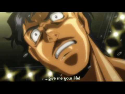 Hajime No Ippo Date Eiji Heart Break Shot vs Ricardo Martinez