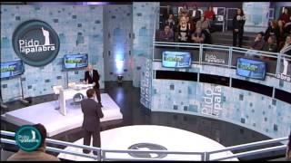 Juan Moreno Yagüe en Pido la Palabra (Canal Sur) el 27 de diciembre