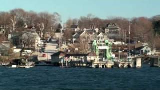 Casco Bay Ferry Portland, Maine USA High Definition