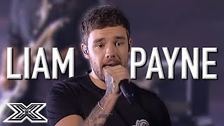 One Direction's LIAM PAYNE Performs His New Song On The X Factor! | X Factor Global