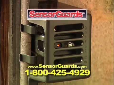 Sensor Guards Protect Your Garage Door Sensors Youtube
