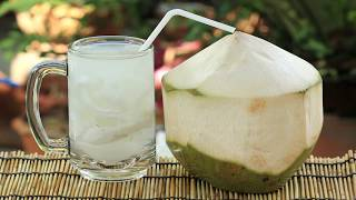 Best Time to drink Coconut Water |Health Tips|