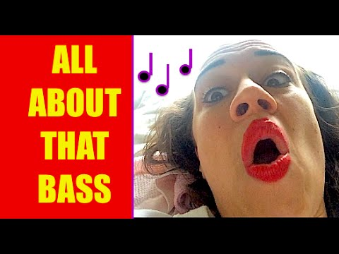 All About That Bass - Miranda Sings Cover video