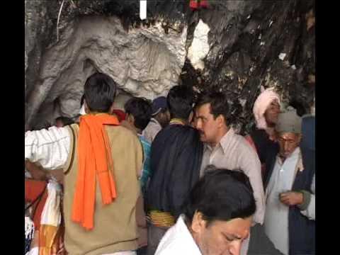Amarnath Yatra Om Namaha Shivaya (Peaceful Bhajan)