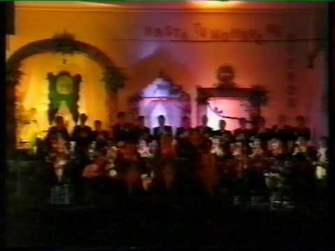 Fandangos de Huelva con Niño de Pura - Coro Ntra Sra del Rocío de Almonte
