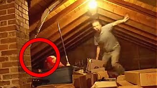 REAL GHOSTS Caught on Tape? Top 5 Real Ghost Videos 2017