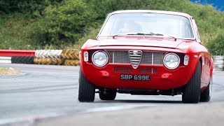 Chris Harris Drives The Alfaholics GTA-R 290 | Top Gear