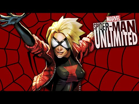 Spider-Man Unlimited - Ultimate BLACK WIDOW