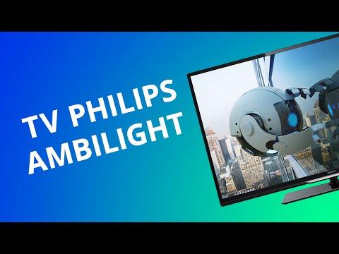 Análise - TV Ambilight Philips Série 7000 - LED 47