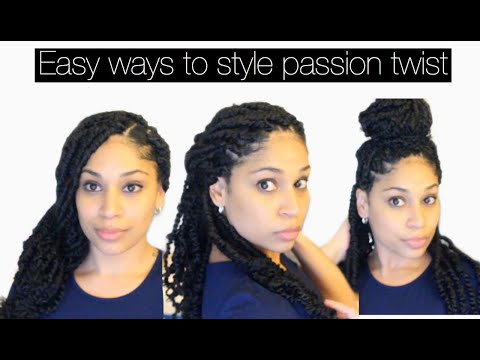 Fun Style Friday #6 - How to - Style Passion Twist