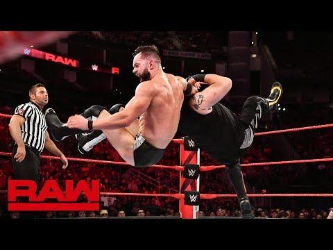 Finn Bálor vs. Kevin Owens: Raw, June 4, 2018 thumbnail