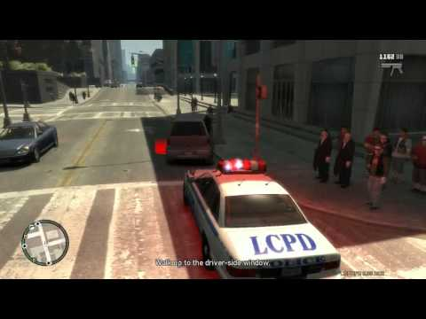 How To: Start playing GTA IV: LCPD: First Response Police Mod (LINKS IN DESCRIPTION)