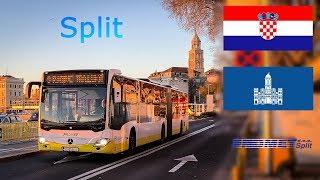Split public transport