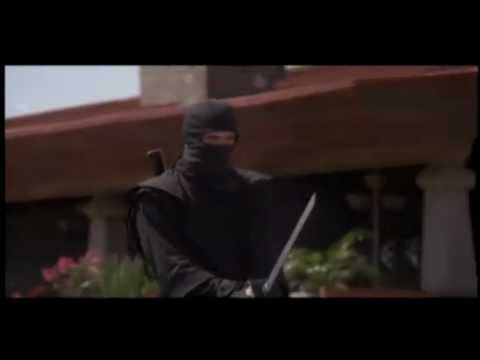 American Ninja vs Black Star Ninja