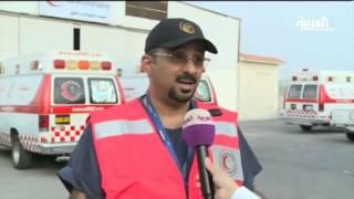 الهلال الأحمر السعودي وصحة وسلامة الحجاج