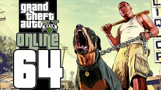 Let's Play GTA V Online (GTA 5) - EP64 - New Look!