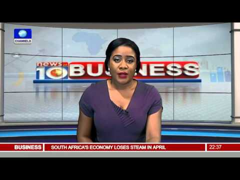 News@10: Nigeria's SMI Falls To Lowest Reading 22/04/16 Pt.3