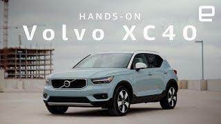 Volvo XC40 Hands-On