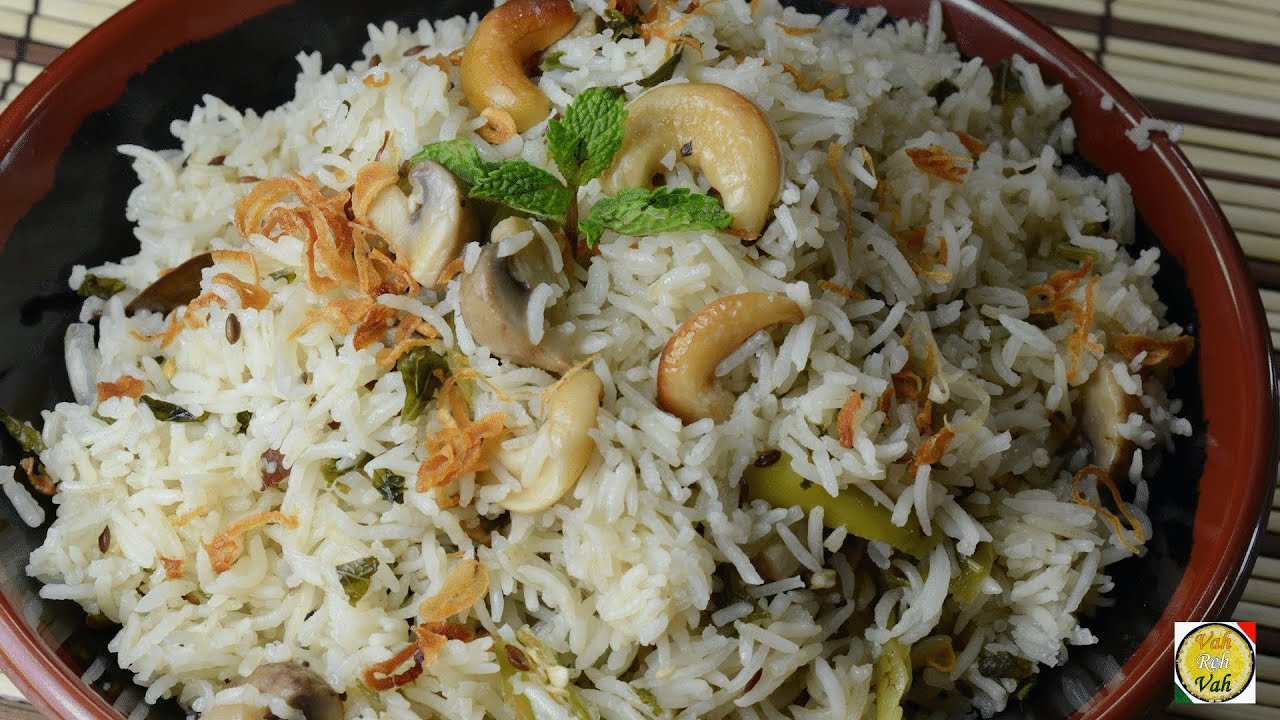 Indian Food Rice Recipes Mughlai Biryani