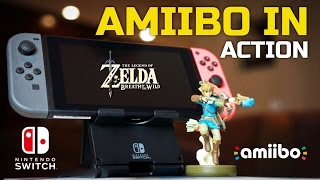 How to Use Every Single Zelda Breath of the Wild Amiibo on the Nintendo Switch