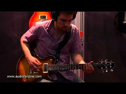 LINE 6 VARIAX JAMES TYLER video demo [Musikmesse 2011]