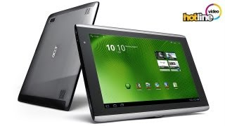 Обзор Acer Iconia Tab A500/A501