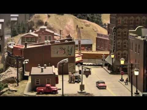 N Scale Colorado Model Railroad
