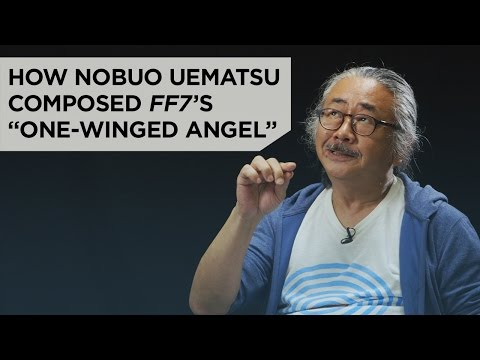 "How Nobuo Uematsu Composed FF7's ""One-Winged Angel"""
