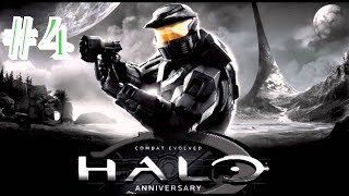 Halo 1 Chapter #4 Full Gameplayer  PC HD