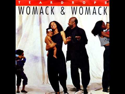 Womack And Womack - Teardrops