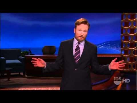 Conan Rips on Nicolas Cage Part 2 [HD]