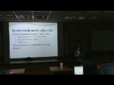 Proposal - Use of ICT for Bridging Digital Opportunity A Korea's Case-Part1